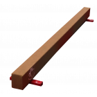 Low to Midi 2in1 Balance Beam 2.4m Package - Club Range