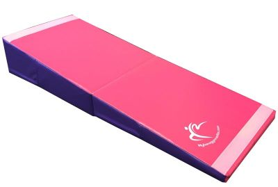 Gymnastics Mini Folding Incline Training Aid