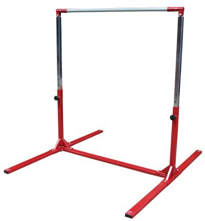 Tall Gymnastics High Bar Adjustable to 190cm – Club Range