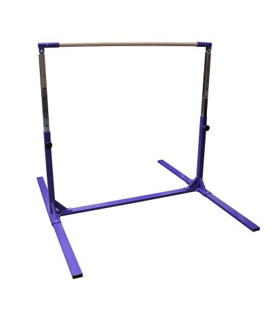 Tall Gymnastics High Bar Adjustable to 190cm