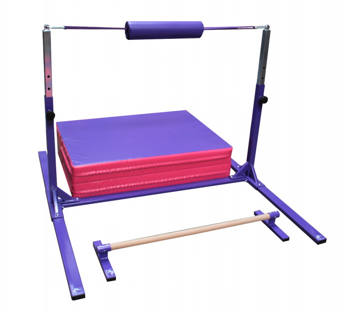 The Ultimate Gymnastics Bar Package