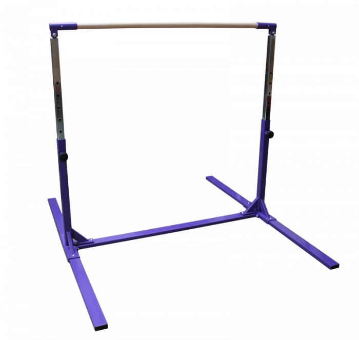 Gymnastics High Bar Adjustable to 150cm