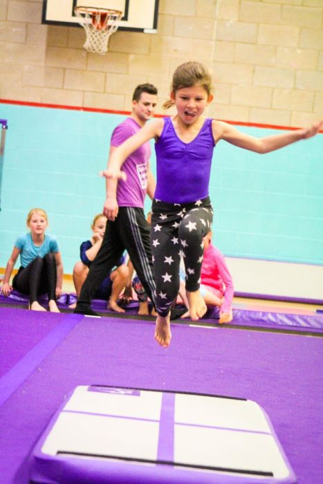 Gymnastics Air Bounce Board 1.5m